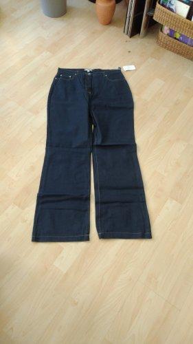 C&A Pantalón de campana azul