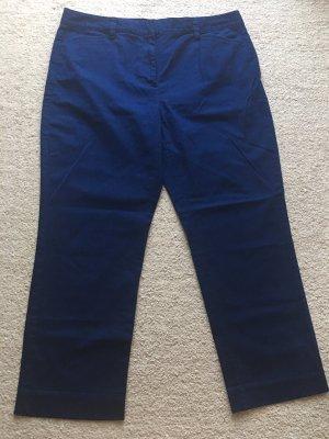 Lands' End Pantalone a 7/8 blu scuro