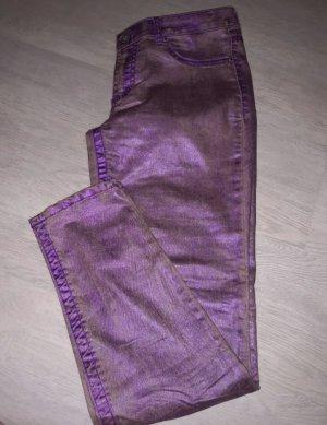 Ls Laura Scott Haut-de-chausse violet-lilas
