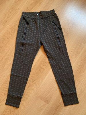 Mac Jersey Pants green grey polyamide