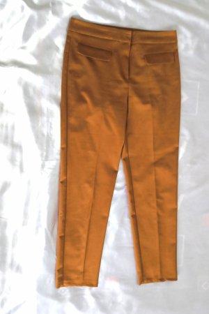 Mango Pantalone bloomers arancione chiaro