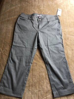 Mango Pantalone cinque tasche grigio chiaro