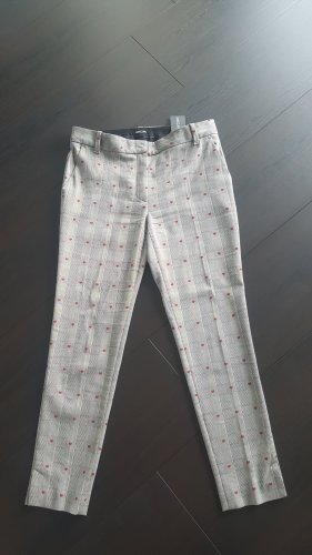 Marc Cain 7/8 Length Trousers light grey-grey