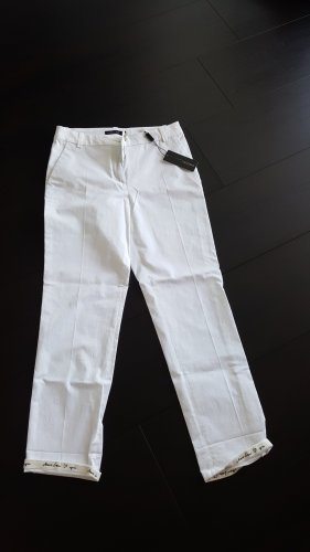 Marc Cain Chinos white