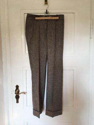 Marc O'Polo Pantalone Marlene marrone-grigio-crema