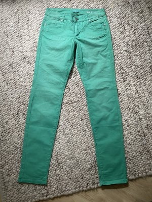Marc O'Polo Pantalone cinque tasche turchese