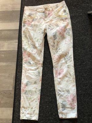 Mos Mosh Pantalón de cinco bolsillos multicolor Algodón