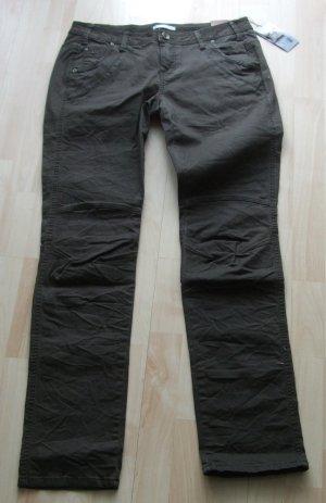 Hose von NILE - Gr. S+ - dunkelgrün/khaki