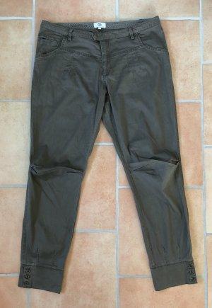 Noa Noa Pantalone chino cachi