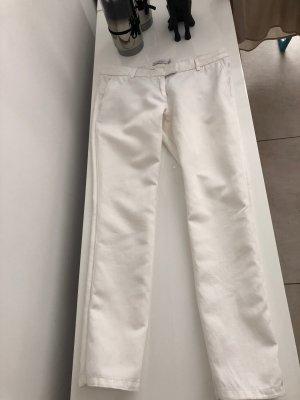 North sails Pantalone di lino bianco
