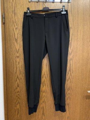 Second Female Pantalon en jersey noir