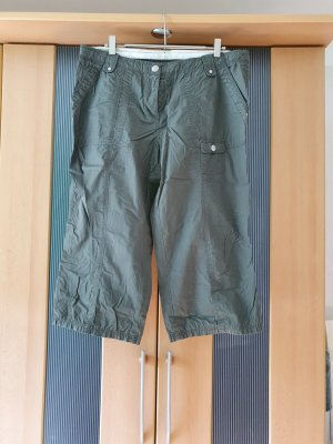 Street One Pantalone a 3/4 cachi Cotone