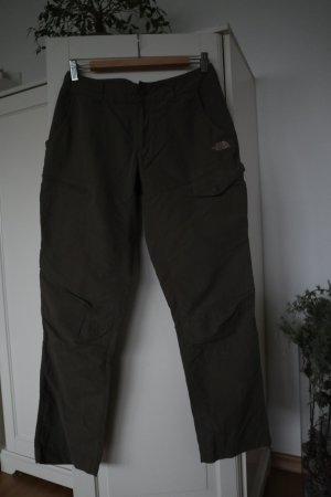 The North Face Cargo Pants khaki nylon