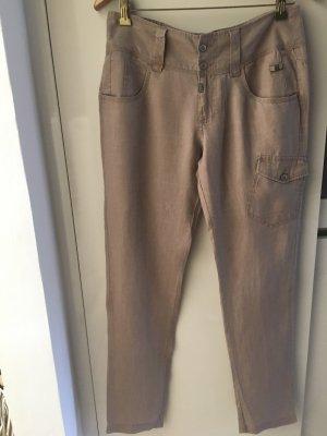 Timezone Linen Pants beige