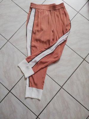 TwinSet Simona Barbieri Pantalone a 3/4 multicolore