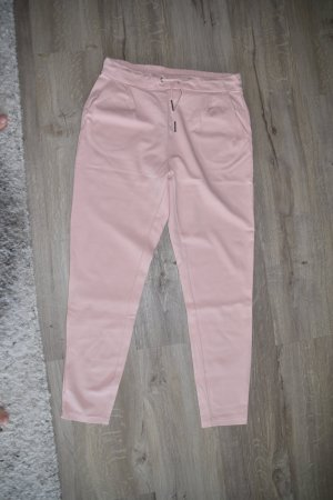 Vero Moda Peg Top Trousers dusky pink viscose