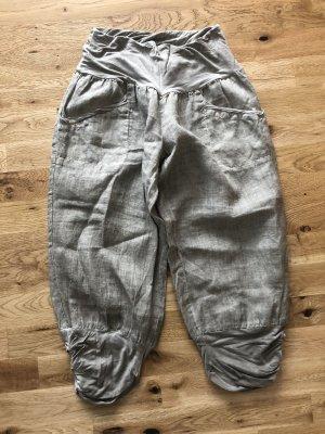 Zabaione Pantalone alla turca marrone-grigio-talpa