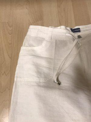 Charles Vögele 7/8 Length Trousers white