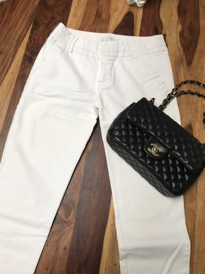 Zara Jeggings blanco