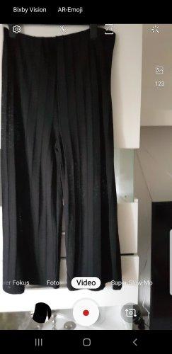 Trafaluc by Zara Pantalon en laine noir
