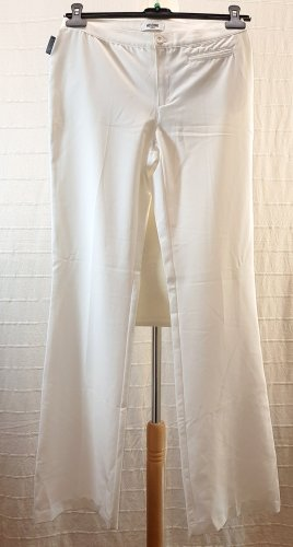 Moschino Jeans Marlene Trousers white