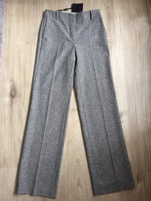 Massimo Dutti Woolen Trousers multicolored