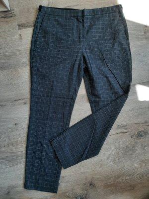 Zara Pantalon en jersey gris-gris foncé