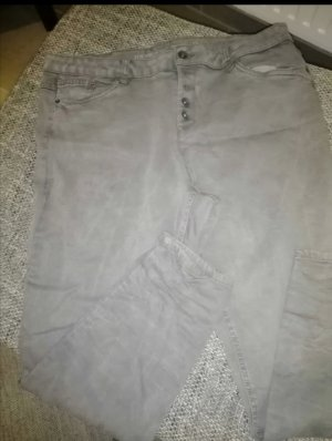 Yessica Drainpipe Trousers grey