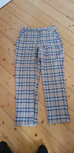 ASOS DESIGN Peg Top Trousers multicolored