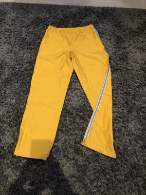 Jeggings yellow-neon blue