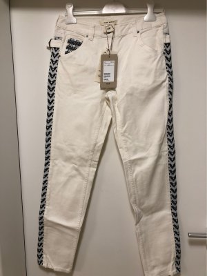Isabel Marant Carrot Jeans natural white