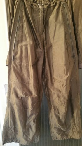 Armani Collezioni Tailleur-pantalon bleu pétrole-vert foncé