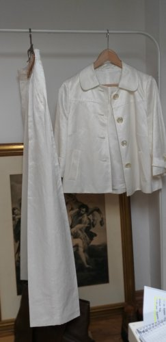 Strenesse Suit Trouser white
