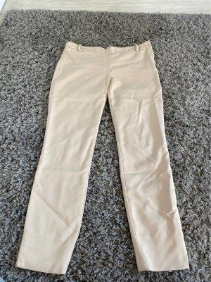 Pantalone a 7/8 beige chiaro