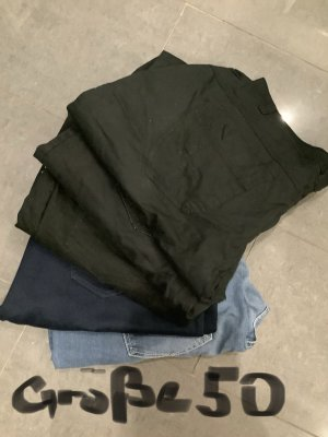 b.p.c. Bonprix Collection Vaquero de corte bota azul oscuro