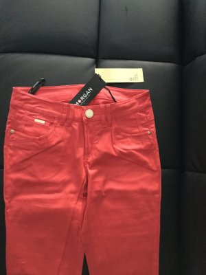 Morgan Trousers red