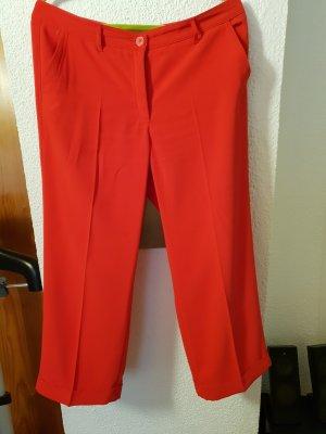 Rafaello Rossi Culottes red polyester
