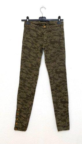 Hosen Zara  Größe 34 Camouflage Look