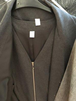 Costume business gris clair-gris anthracite
