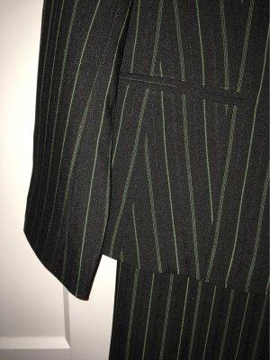 Sa.Hara Tailleur-pantalon noir-vert
