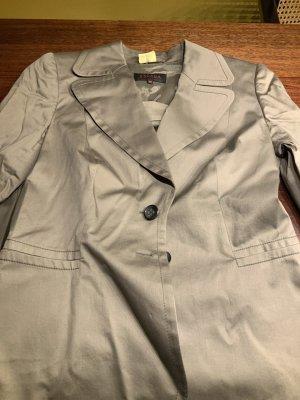 Escada Trouser Suit green grey cotton
