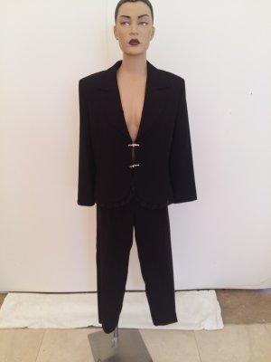 Tailleur pantalone nero