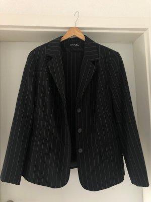 Laura Scott Trouser Suit black-white