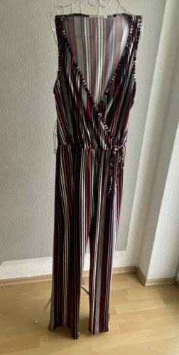 Caution to the wind Trouser Suit multicolored polyester