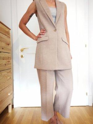 H&M Trouser Suit beige