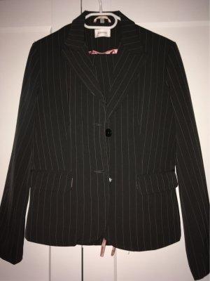 Biaggini Tailleur-pantalon noir-rose clair