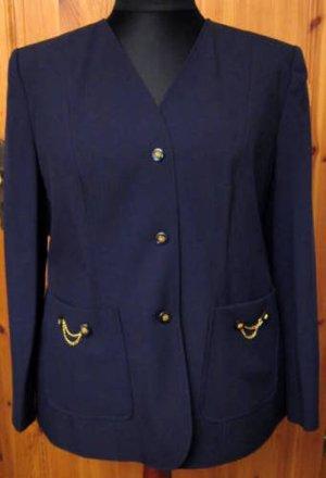 Aguzzo Garnitur biznesowy niebieski