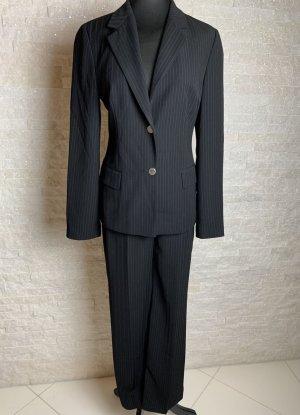 Park Bravo Trouser Suit black-light grey