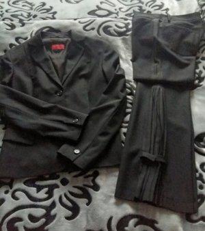 Hugo Boss Trouser Suit black