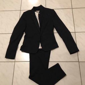 H&M Abito business nero
